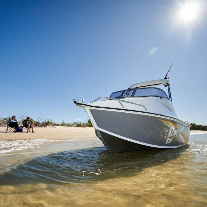 Stacer 519 Sea Runner Hastings Marine Port Macquarie