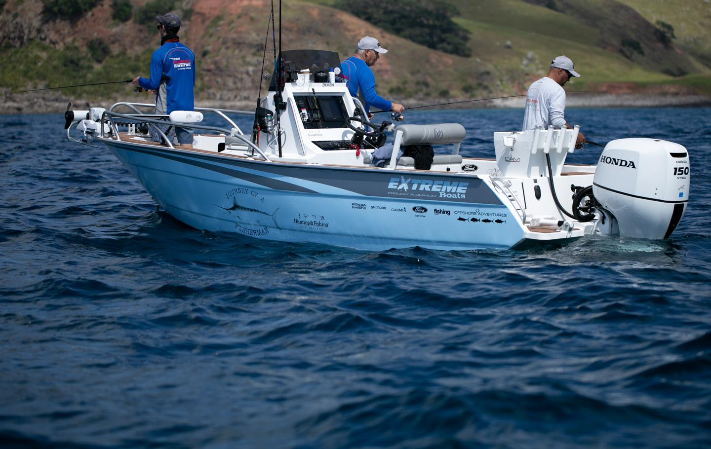 Extreme Boats 605 centre console available from Hastings Marine, Port Macquarie