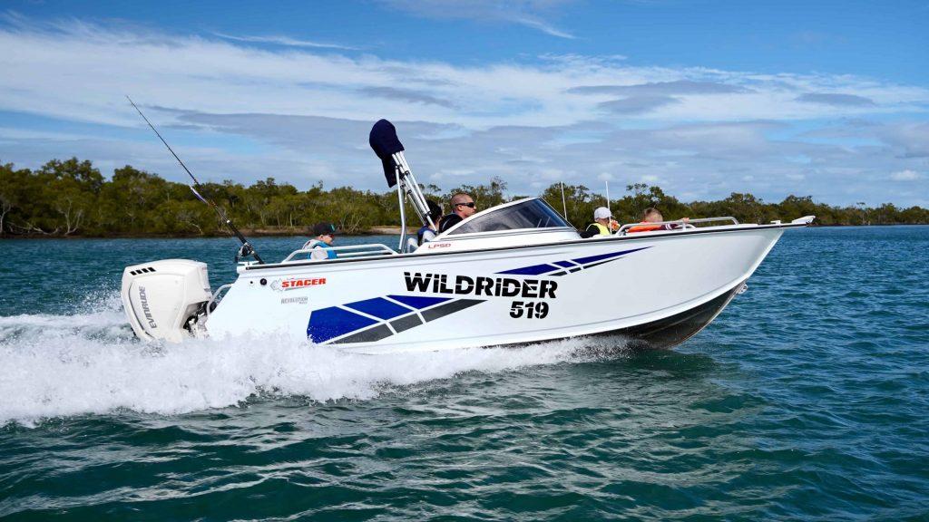 Stacer 519 Wild Rider Hastings Marine